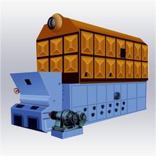 BI-DRUM VERTTICAL COAL FIRED STEAM OR WATER BOILER