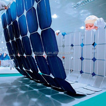 Solar panels composited of string cells 156x156