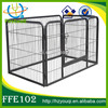 For Dogs Heavy Duty Metal Pet Folding Portable Dog Fence