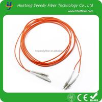 High quality multimode optical fiber patch cord for comunication