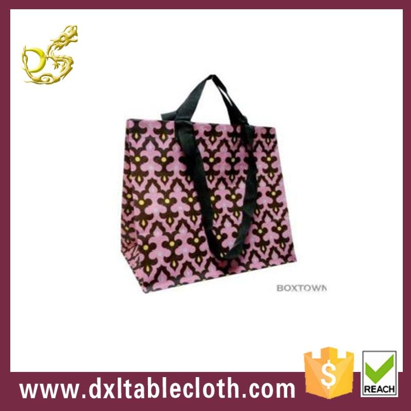 premio a buon mercato di shopping personalizzato sacchetto non tessuto