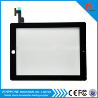 Factory price for ipad 2 touch, wholesales high quality for ipad touch screen,repair for ipad 2 touch
