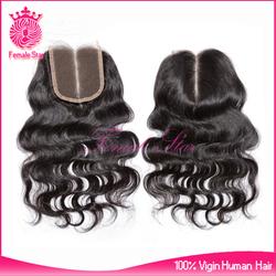 aliexpress ombre virgin brazilian human hair silk base closure