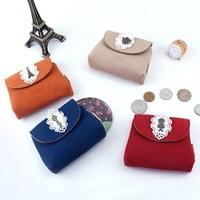 New arrival original design clear mini coin purse