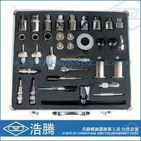 35 pcs injectors repair tools for common rail vehicles