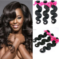 "Hot Sale Brazilian Body Wave Hair Extension 7A Top 10""12""14"" 3Pcs Lot Best Distributor Wholesale Price 100% Human Hair Extension"