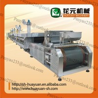 Layer Cake/Swiss Roll Automatic Production Line/Food Production Line for layer cake