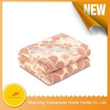 Famouse Brand China Manufacturer Super soft towel blanket
