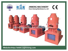 Full auto lubrication system machine for make pellet wood
