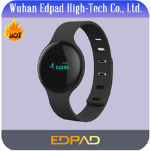 2014 new arrival smart bracelet watch with bluetooth pedometer