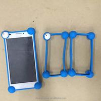 Creative Gift Multi-function Silicone Bracelet Bumper Case For Iphone5 5s case glittering in dark