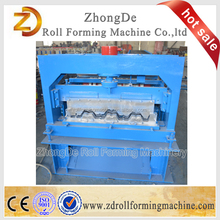 Hot sale top quality best price steel flooring deck plate roll forming machines