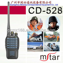 Mstar CD-528 Police equipment radio frequency security guard equipment