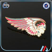 fashion metal pilot wings lapel pins