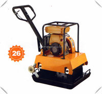 JL-180C small plate compactor/vibrating plate compactor for sale/plate compactor for excavator