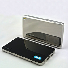 Hot sale metal case mobile power!! power bank for macbook pro /ipad mini