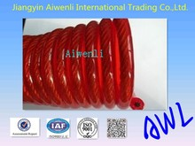 1*7 1.8mm PE coated galvanized steel strand wire rope
