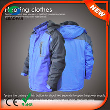 HJ08 Women Fashion Coats 2015/Winter Coat For Women/Electric Heated Clothing