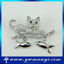 Fashion New Arrival buy wholesale direct from china easy sell items crochet brooch