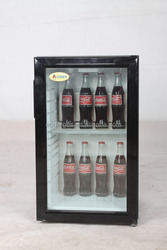 Compact display fridge / lpg gas caming mini fridge / noiseless absorption refrigerator
