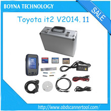 [2014 Latest version] 2014.8V toyota it2 tester Professional car diagnostic tools for Suzuki, Toyota and lexus the best quality