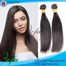 Guangzhou Grade AAAAA 100% brazilian virgin hair