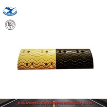 TOP quality high intensity rubber safety speed bump