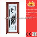 Diseño de la puerta de entrada de aluminio SC-AAD010