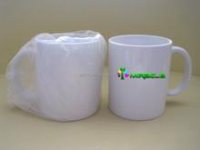 11oz Ceramic Sublimation Mug, Blank Sublimation Mugs Wholesale