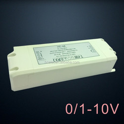 flicker free dimmable led 0/1-10v dimming drivers 900ma 50W