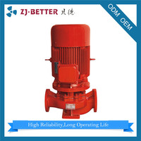 90kw XBD-L vertical fire pump ul fm /high pressure water pump for fire engine/fire fighting pumps