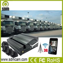 4CH,Support 4 cameras,manufacturer 4ch hdd mobile dvr