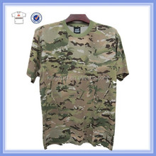 Cheap camo Tshirts,Wholesale camouflage t-shirt,Factory custom camo t-shirt