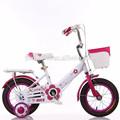 12 pulgadas bicicleta niñas/niños baratos de ciclismo/cuatro niños de la rueda de la bicicleta