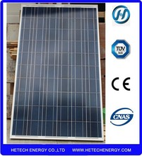 Buy electric energy good quality 260W poly solar panel price