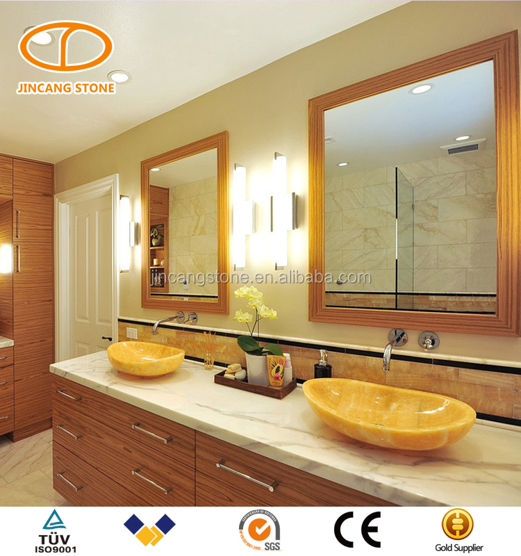 2015 New Desgin Travertine Colored Bathroom Sink Buy