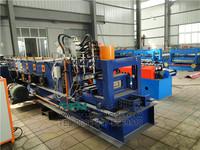 FX galvanized steel c purline types of rolling machine