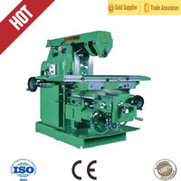 Harsle Universal Knee type turret milling machine