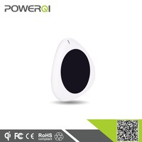 Mini triangle Qi standard wireless power charger for Samsung S6 Note4,for HTC M8 one,for LG nexus 6 for moto