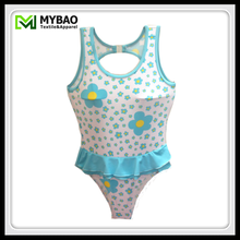 Supply all kinds of one-piece girl fresh printing have personality