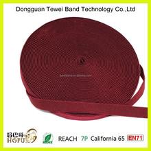 Rubber elastic bands,custom waistband,colorful nylon webbing