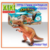 30Cm wholesale voice and light battery operated moving dinosaur toy