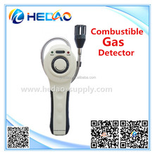 Combustible Gas Detector Flammable Gas Leak Tester Detector natural portable methane gas detector