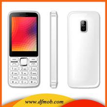 Low Cost 2.4 Inch Screen Spreadturm 6531DA GPRS/WAP Quad Band Dual SIM Card GSM Cell Phones G1011