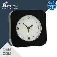 Ce Certified Super Quality Unique Bedside Table Clocks