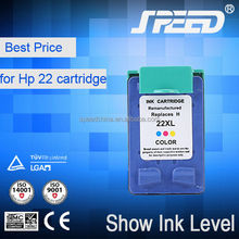 Top Selling Products for HP 21 22 for HP Deskjet f2100 Ink Cartridges with Less 1% Defective Rate
