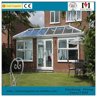 Aluminum Winter Garden Commercial Glass Houses Glass Garden House Price 2988