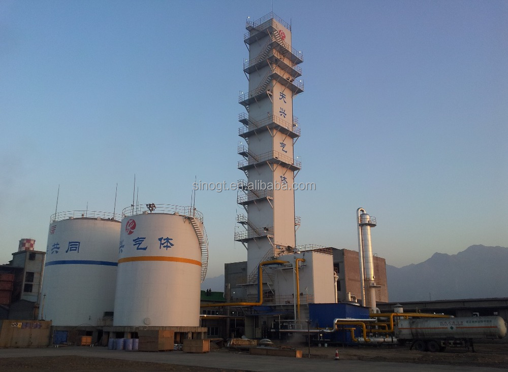 Aire planta de separación de KDON-180 / 400