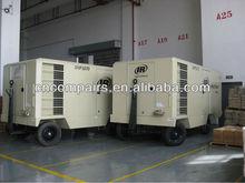 Ingersoll rand Doosan Portable diesel screw air compressor--750 CFM - 825 CFM VHP750 21m3 23m3 8.6bar