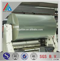 heat shrink packing clear plastic PE PVC POF Shrink Film